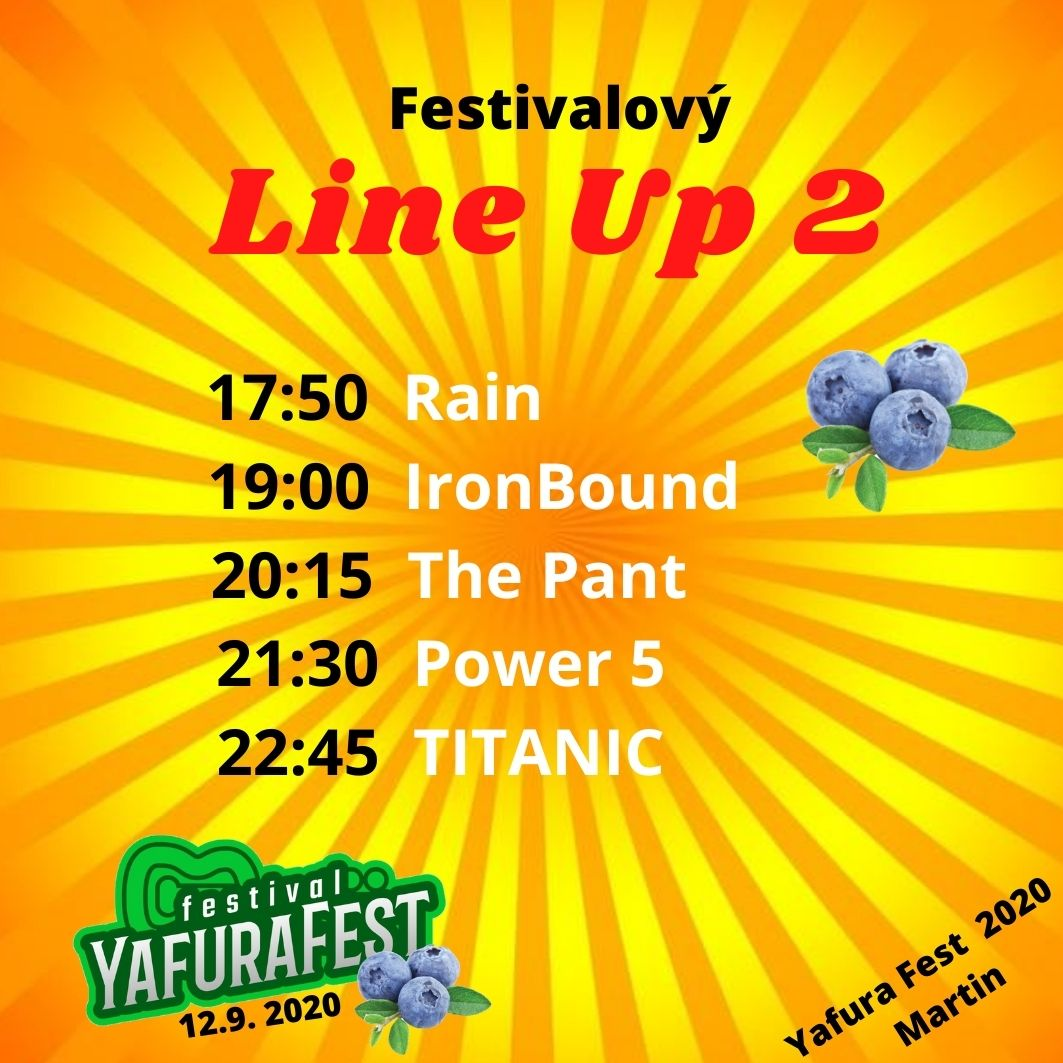 Line Up 2