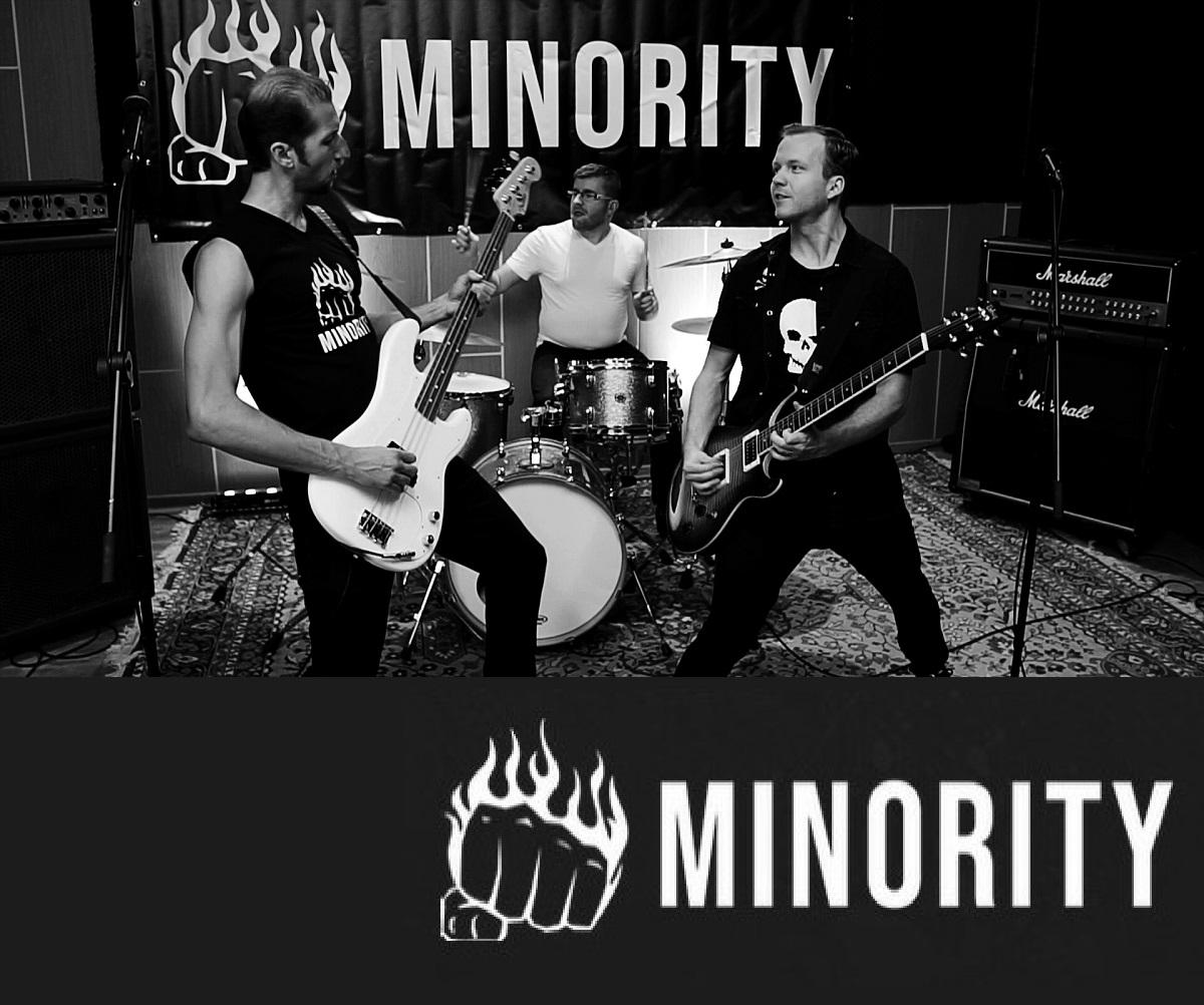 The Minority - band 1200